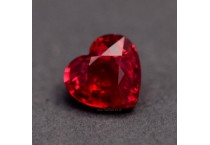 Untreated Rubies Between One & Two Carats
