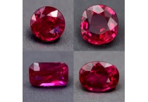 Untreated Rubies Over Two Carats