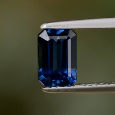 Untreated Blue Sapphire #1026183