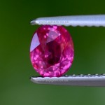 Untreated Pink Sapphire #1136929